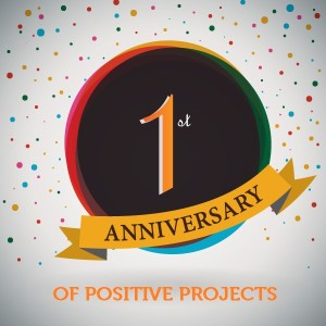 Positive Projects retrospectiva 1 an
